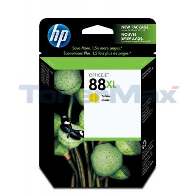 HP NO 88 XL INK YELLOW